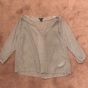 H&M women's blouse size 14